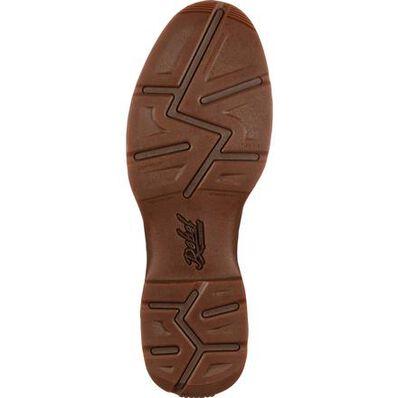 Rebel™ by Durango® Brown Saddle Western Boot, , large