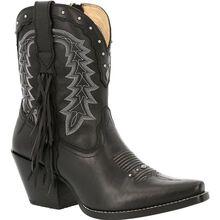 Crush™ by Durango® Women's Black Onyx Bootie Western Boot