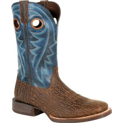 Durango® Rebel Pro™ Blue Ventilated Western Boot, , large