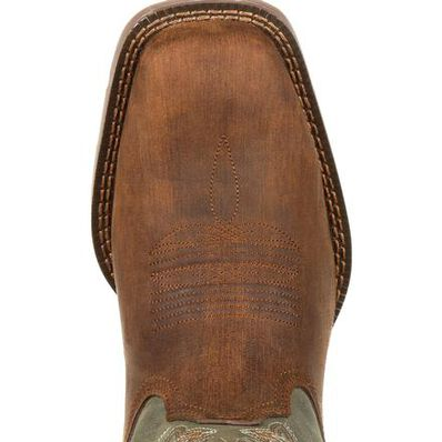 Durango® Mustang™ Faux Exotic Western Boot, , large