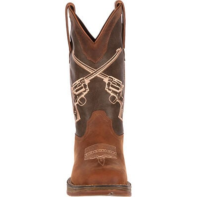 Rebel™ by Durango® Crossed Guns Western Boot, , large