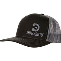 Durango Richardson Ball Cap, Grey, medium