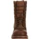 Workin' Rebel by Durango Steel Toe Waterproof Western Lacer Boot, , small