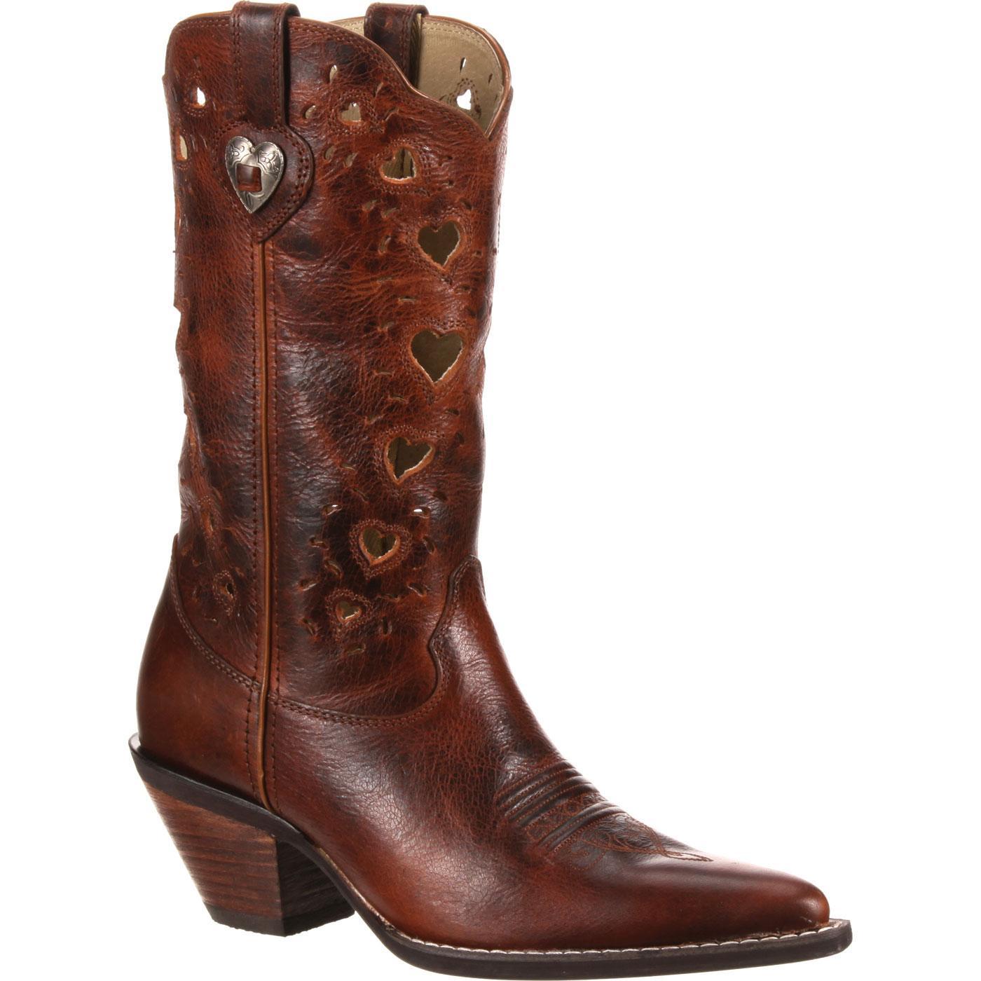 Elegant Lady Rebel By Durango Womens Steel Toe Boots