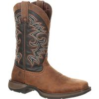 Rebel™ by Durango® Pull-on Western Boot, , medium