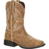 Lil' Durango Mustang Big Kids' Western Boot, , medium