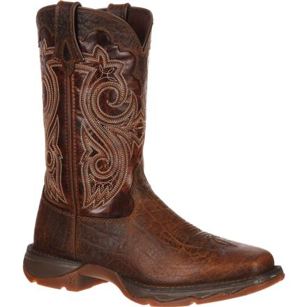 Lady Rebel by Durango Women's Steel Toe Western, , large