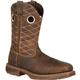 Workin' Rebel™ by Durango® Brown Composite Toe, , small
