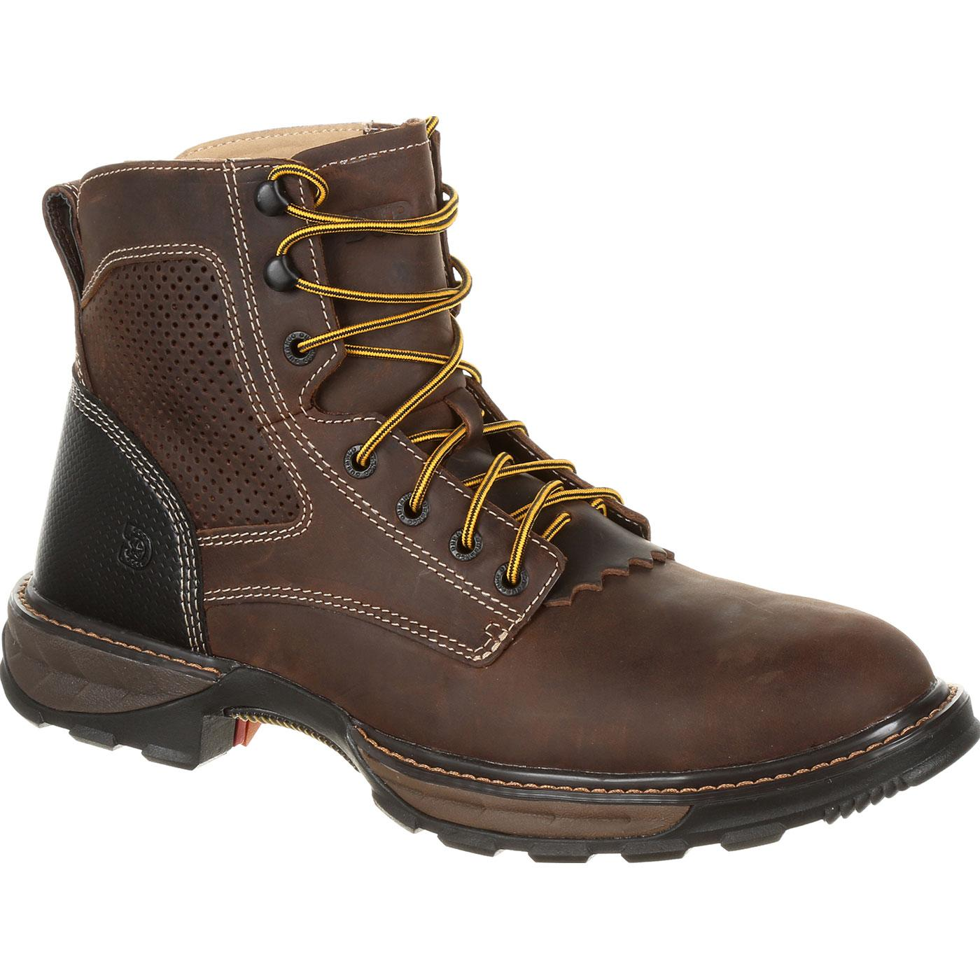 fcb286766f0 Durango Maverick XP Steel Toe Ventilated Lacer Work Boot