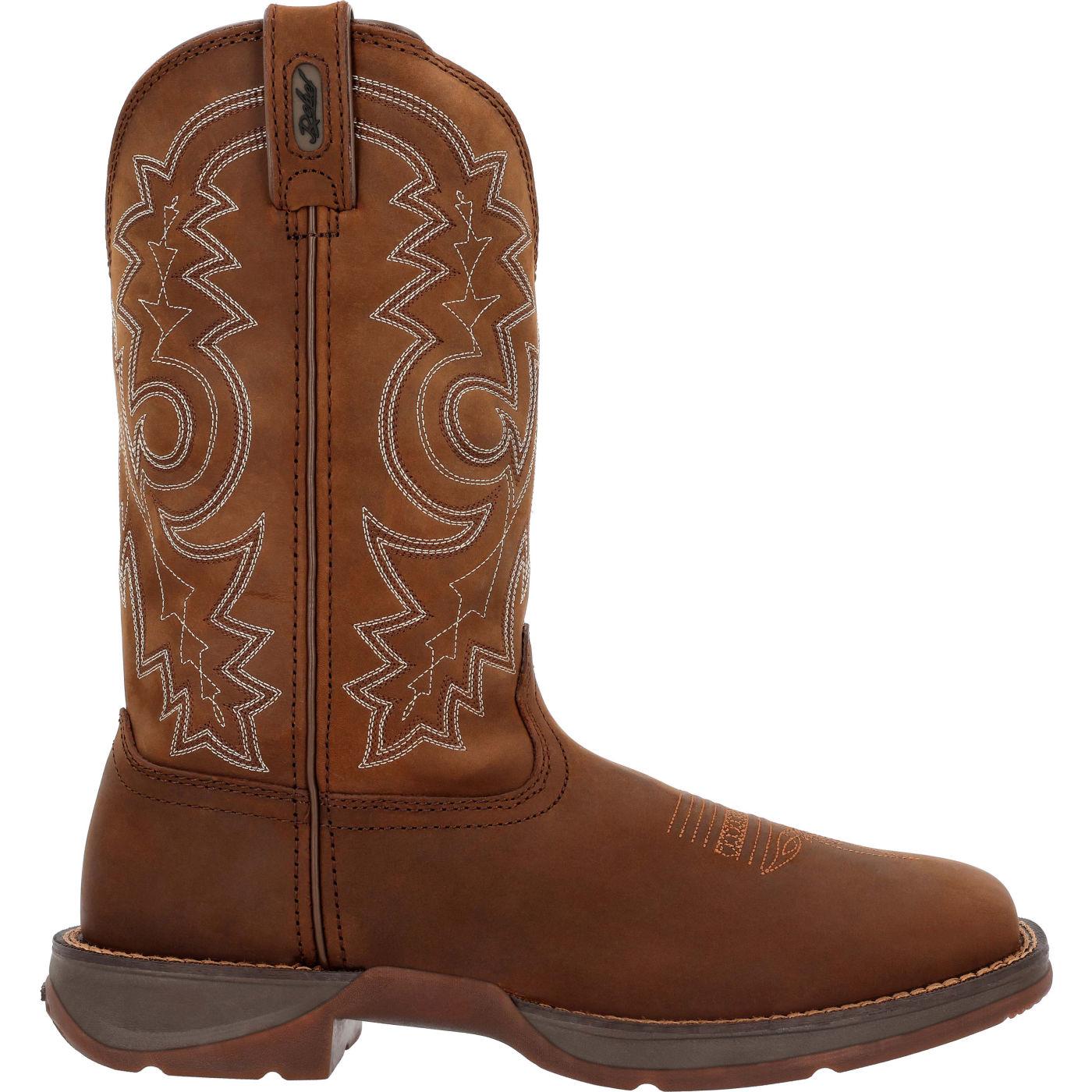 Rebel By Durango Men S Steeltoe Western Work Boots Db4343