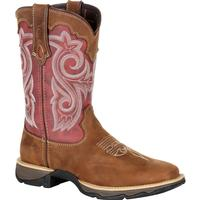 Lady Rebel by Durango Women's Red Western Boot, , medium