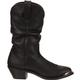 Durango Women's Black Slouch Western Boot, , small