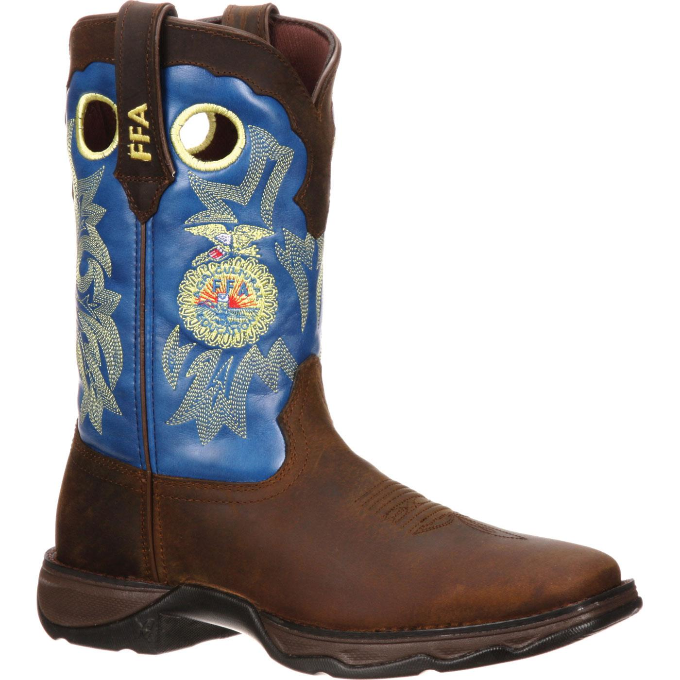 ac9e34e3785 Lady Rebel by Durango Women's Western FFA Boot