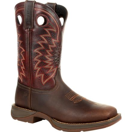 Rebel™ by Durango® Ventilated Western Boot, , large