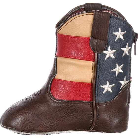 75d5a801ccee7 Durango Baby Western Flag Boot