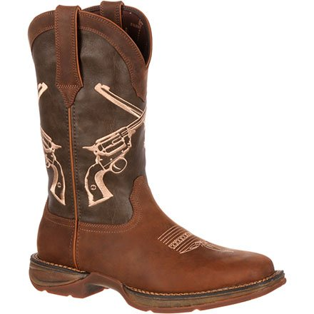 Rebel by Durango Crossed Guns Western Boot, , large
