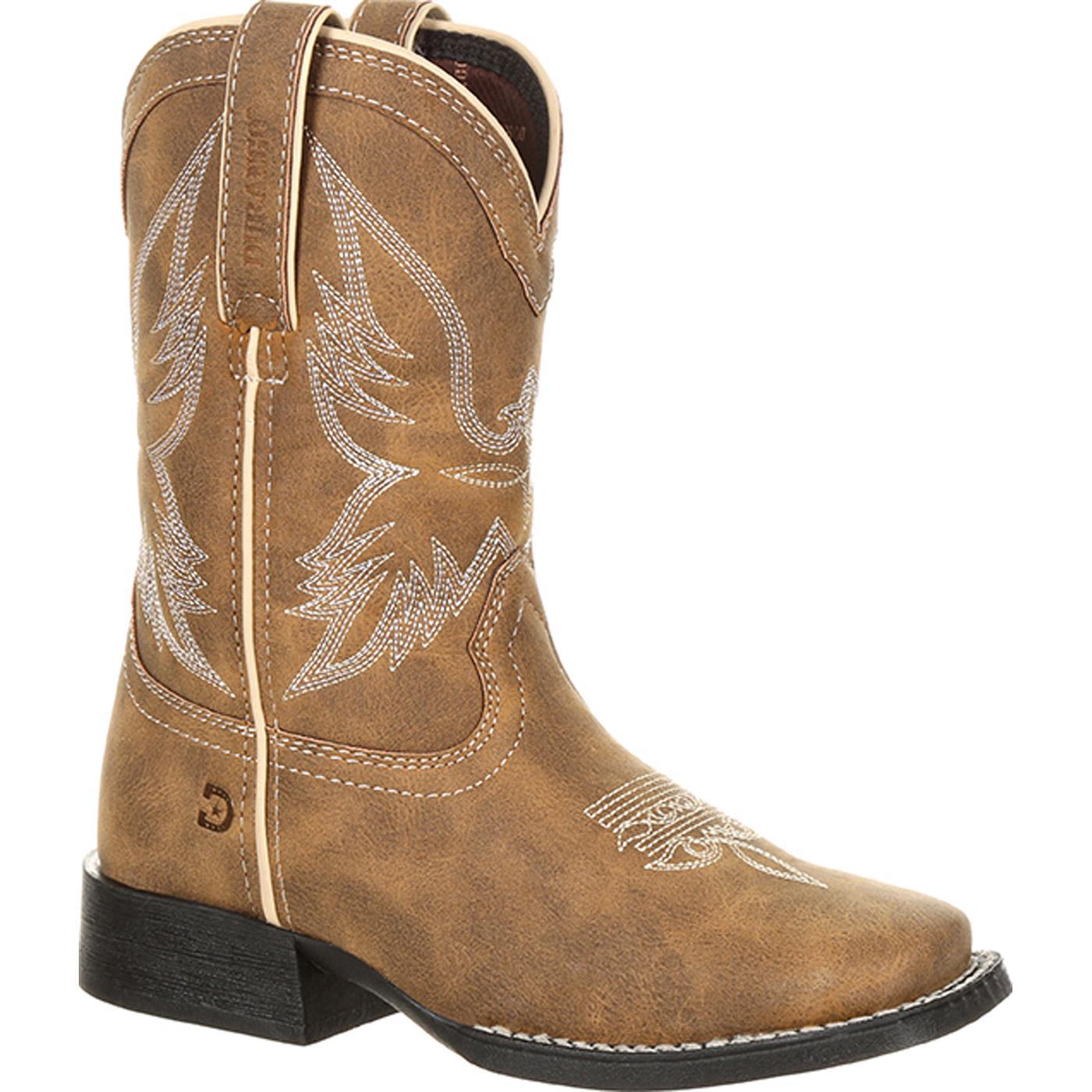 3f21cd279f Lil  Durango Mustang Big Kid s Western Boot