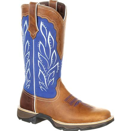 Lady Rebel by Durango Women's 12-inch Western Boot, , large