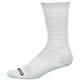 Durango® Boot Light Weight Merino Wool Socks, LIGHT GREY, small