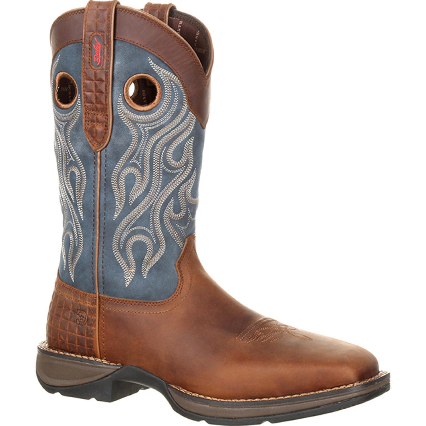 b442ef13b08 Rebel by Durango Steel Toe Pull-on Western Boot