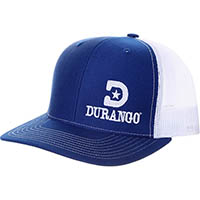 Durango Richardson Ball Cap, BLUE, medium