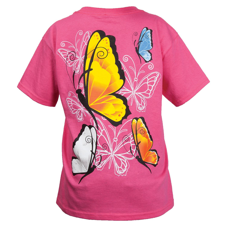 45ac5eaf2 Images. Durango Little Kid Flutter Pink T-Shirt ...