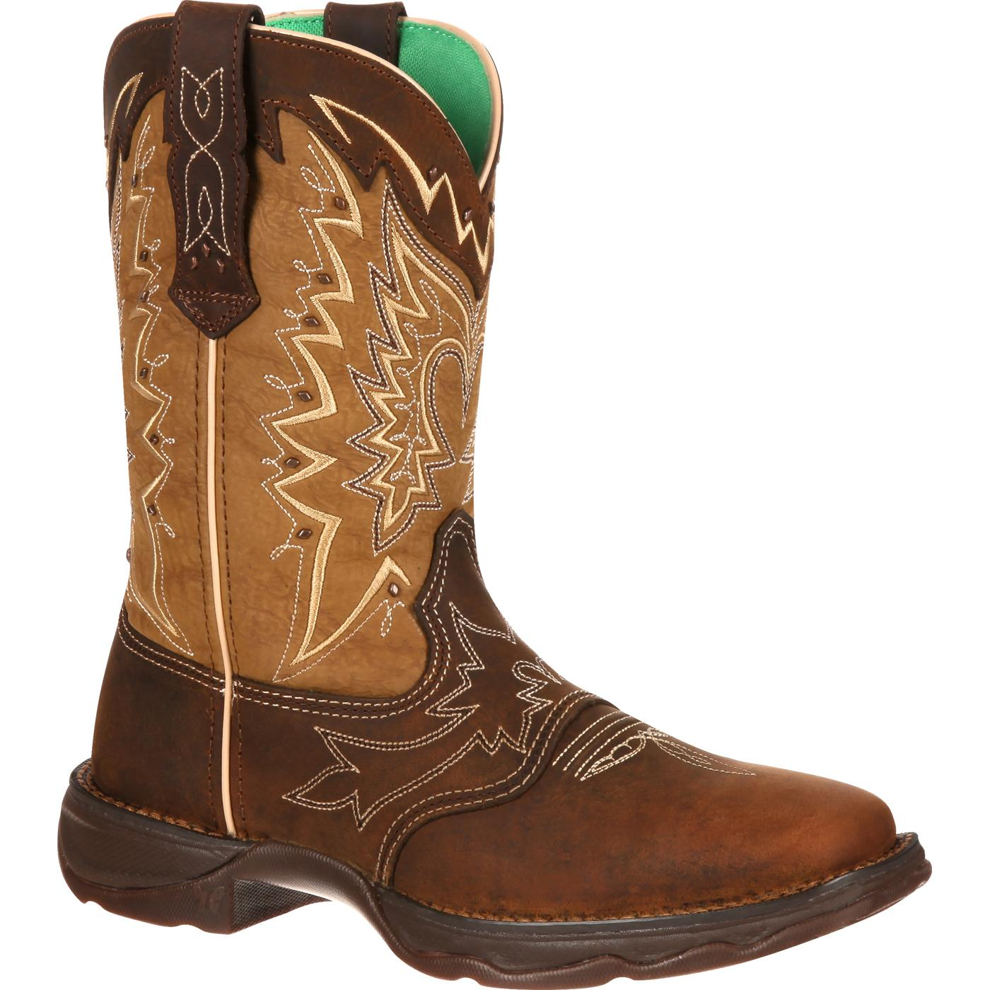 Lady Rebel by Durango Let Love Fly Western Boot, , large