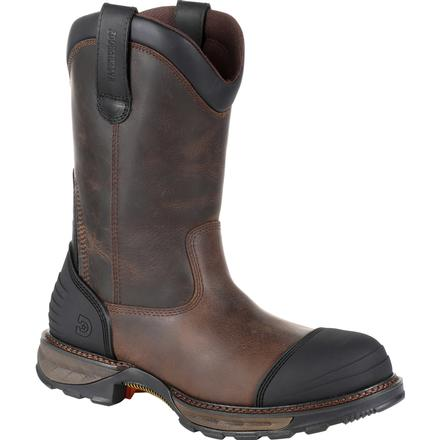 Durango Maverick XP Composite Toe Waterproof Pull On Work Boot, , large