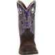 Lady Rebel by Durango Women's Twilight n' Lace Saddle Western Boot, , small