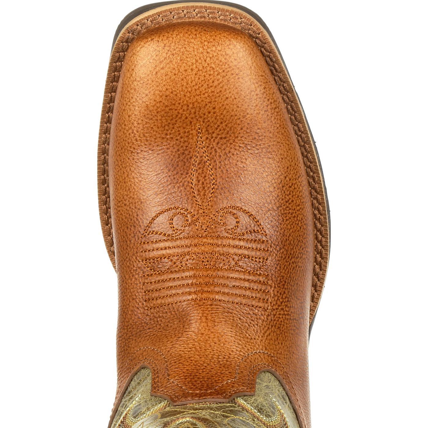 07d8ce988 Images. Durango Ultra-Lite Women's Honey Tan Western Boot ...