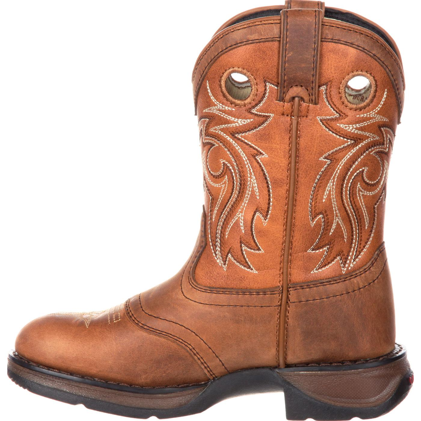 LIL' DURANGO® Big Kids' Western Saddle Boot