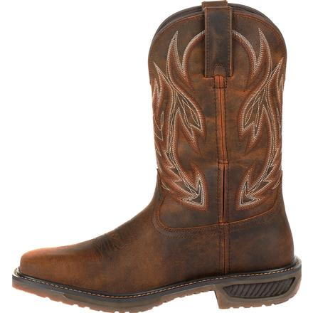 Durango® WorkHorse™ Western Work Boot, , large