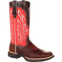Lady Rebel by Durango Women's Strawberry Sunrise Western Boot, , medium