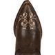 Crush by Durango Women's Chocolate Scroll Western, , small