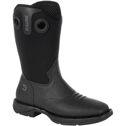 Durango® Rebel Rancher™ Black Boot, , large