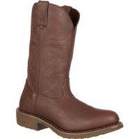 Durango Farm 'N' Ranch Brown Western Boot, , medium