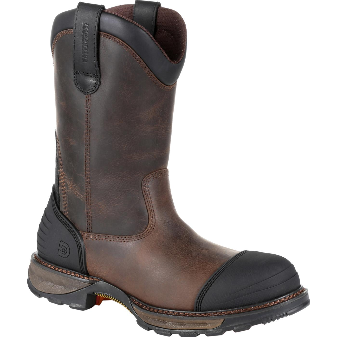 c1802501fe2 Durango Maverick XP Composite Toe Waterproof Pull On Work Boot