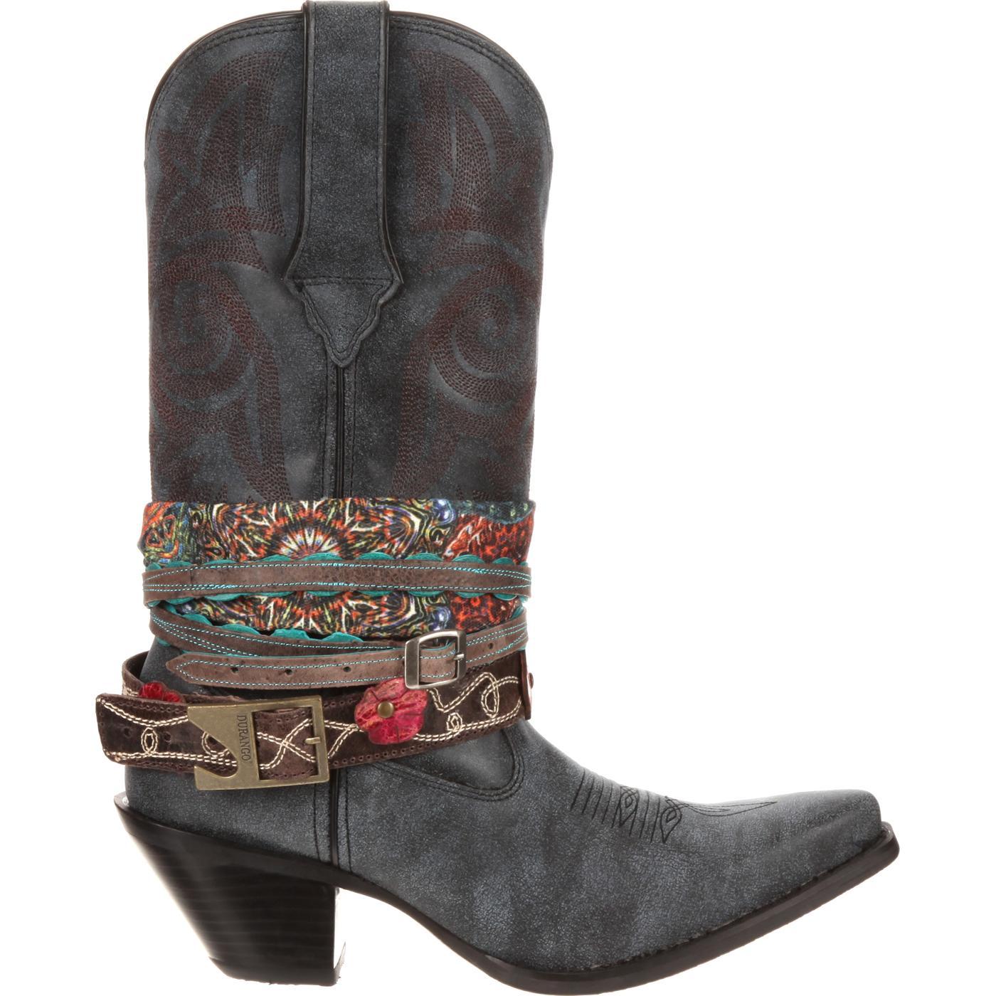 Durango Womens Brown Boots 12 Inch Accessorize