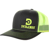 Durango Richardson Ball Cap, Bright Lime, medium
