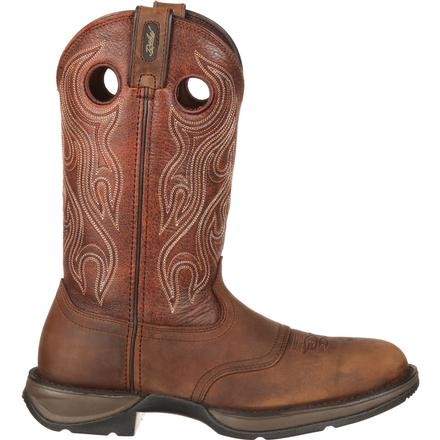 Rebel™ by Durango® Brown Saddle Western Boot, , large