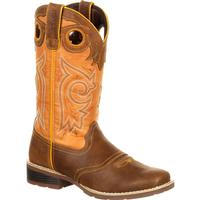 Durango Mustang Women's Western Saddle Boot, , medium