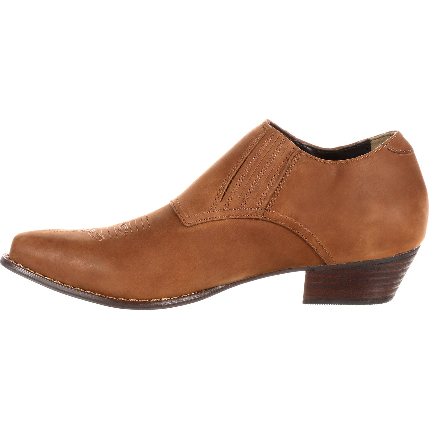 19ebda6b5 Crush by Durango: Women's Comfort Brown Western Shoe Boot
