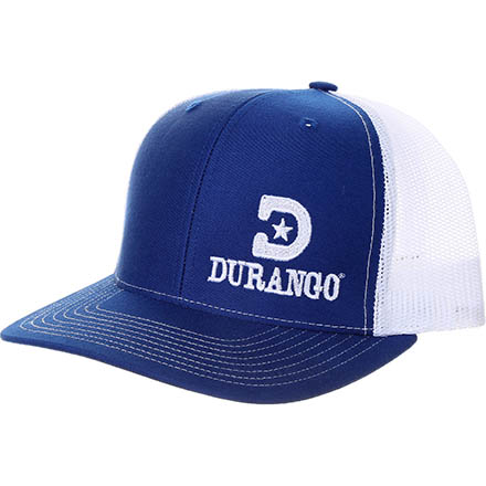 Durango Richardson Ball Cap, BLUE, large