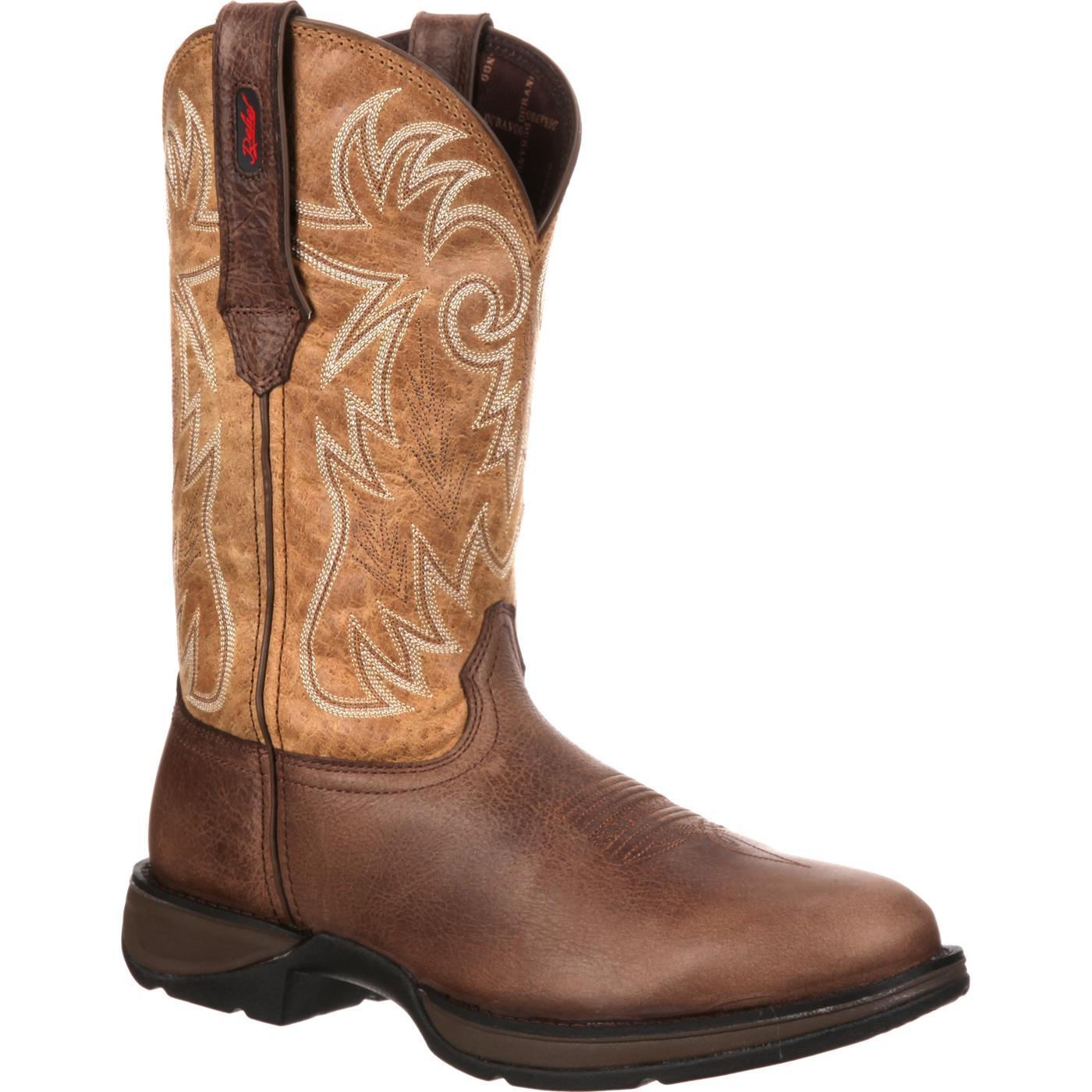 e3f61304f58 Rebel by Durango Steel Toe Western Boot