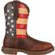 Rebel by Durango Steel Toe Flag Western Flag Boot, , small