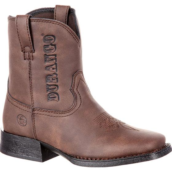 2baf331b5c1 Lil' Outlaw by Durango Little Kids' Embossed Western Boot