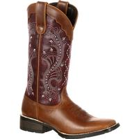 Durango Mustang Women's Pull-On Western Boot, , medium