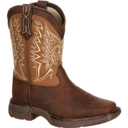 Lil' Durango Little Kid Let Love Fly Western Boot, , large