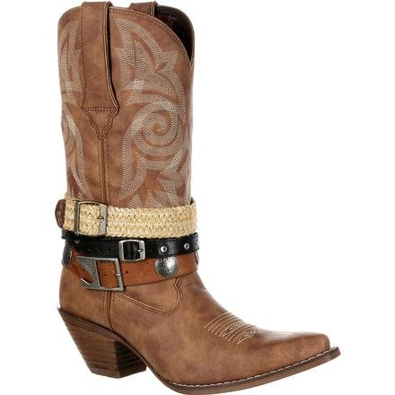 Crush by Durango Women's Accessory Western Boot, , large