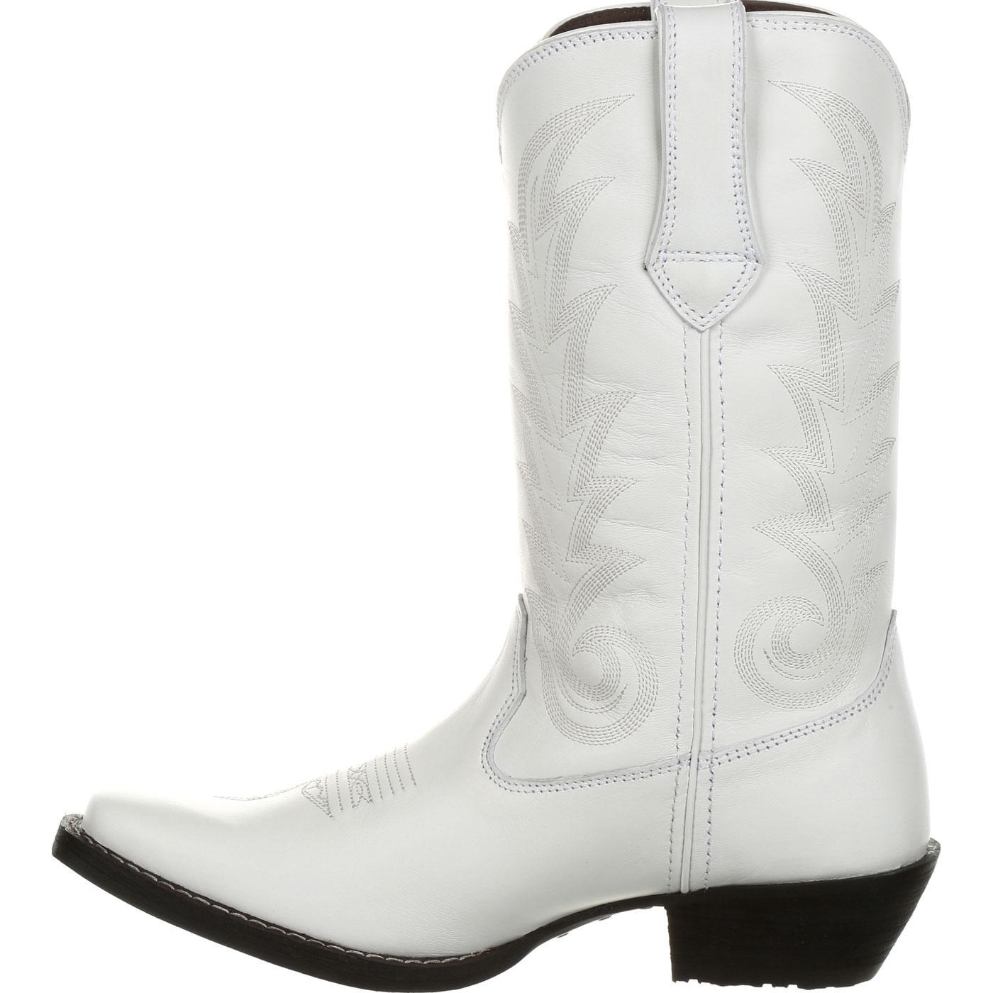 3e97781d04d Images. Durango Women s Classic White Western Boot ...